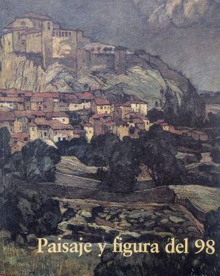 """Libro """"Paisaje y figura del 98"""""""