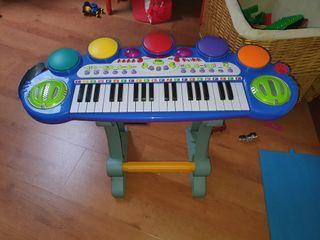 piano juguete