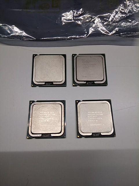 Lote Intel Socket 775