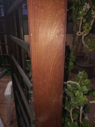 pergola madera 3x3