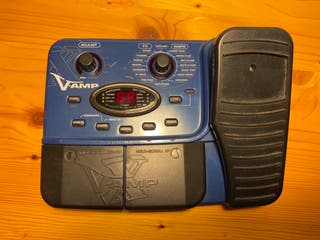 Pedal multi-efectos V-amp