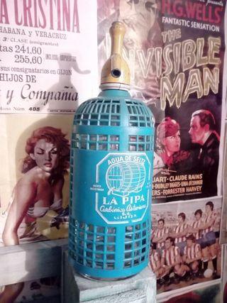 Antiguo sifón La pipa Gijón