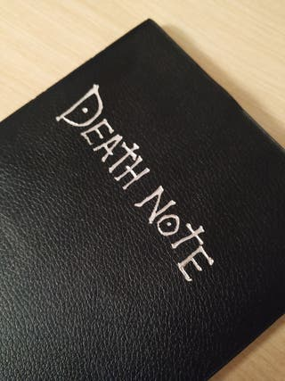 Réplica Death Note Original
