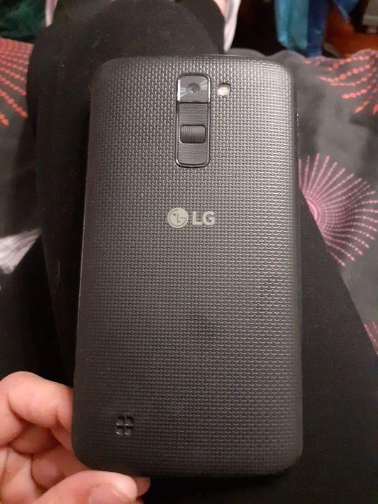 movil LG K10