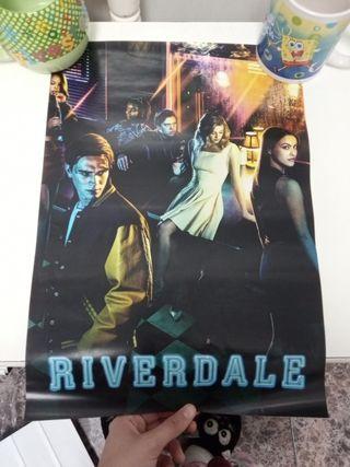póster de la serie Riverdale A4