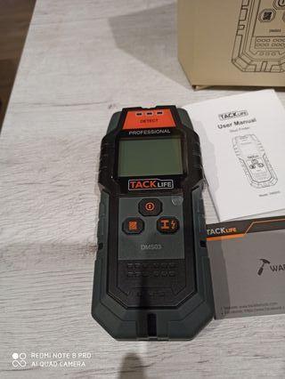 Detector de metales,cables y madera