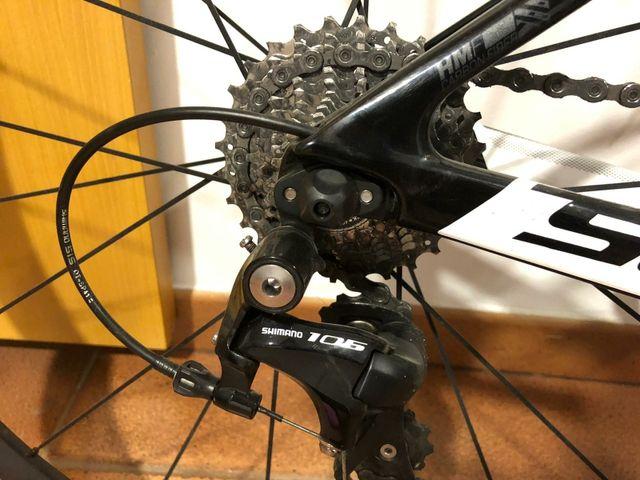 Bicicleta Scott Foil 30