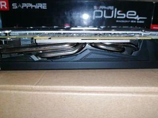 RX 580 4GB DDR5 PULSE RADEON