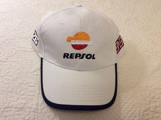 Gorra equipo Repsol #Marquez #Pedrosa