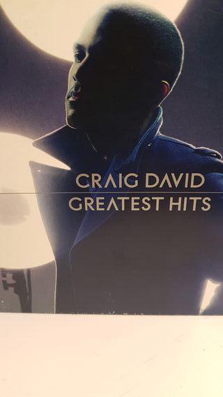 Cd + dvd Craig David..Greatest Hits.. 2008