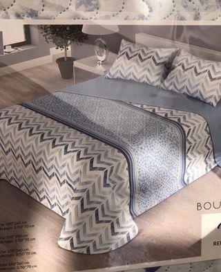 Colcha de verano reversible cama 150