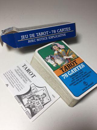 Tarot francés 78 cartas