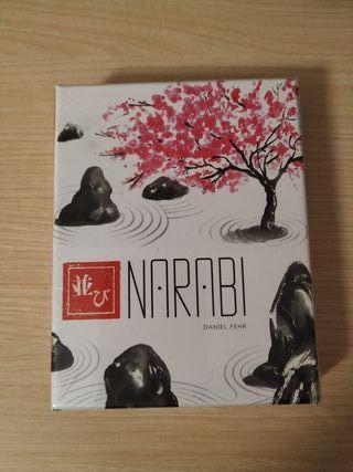 Narabi Juego Mesa Japonés