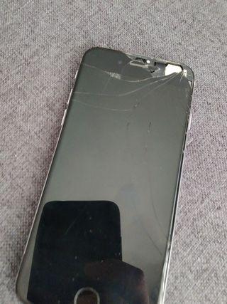 iphone 6 dañado para repuestos