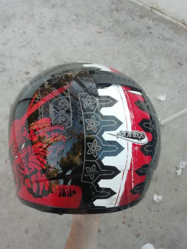 Casco HJC CS-R1 Samurai