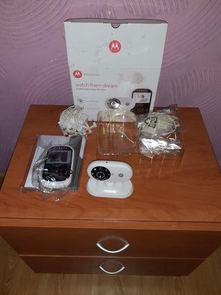 vigilabebés marca Motorola
