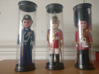 London souvenir London guards and policeman