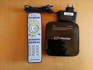 Decodificador Movistar+