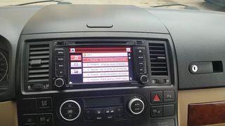 Radio gps TOUAREG