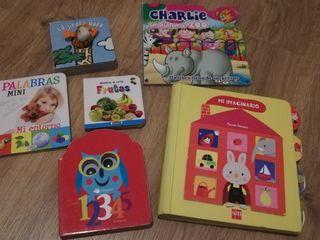 lote libros bebé