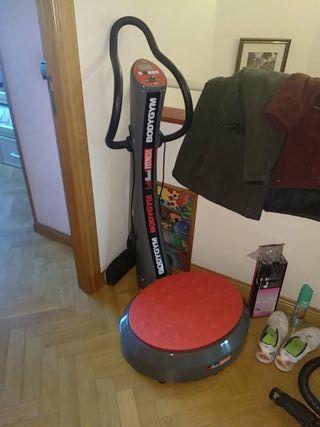 máquina vibratoria gym