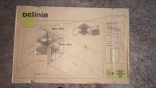 estanteria mueble esquinero