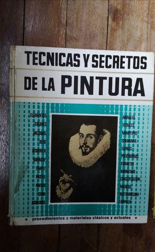 Libro Técnicas y secretos de la pintura 1975