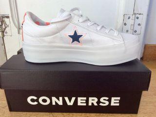 Converse o es star platform OX AUTÉNTICA