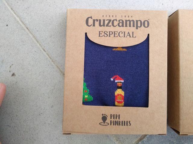 Calcetines PEPE PINRELES CRUZCAMPO