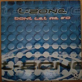 Disco vinilo T-Zone - Don't Let Me Go
