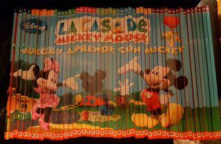 Coleccion 50 libros Mickey Mouse