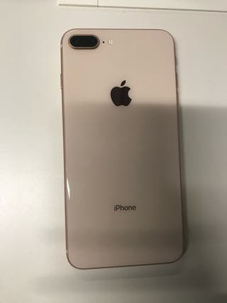 Iphone 8 plus rosa