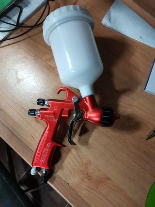 pistola de automoción Sagola