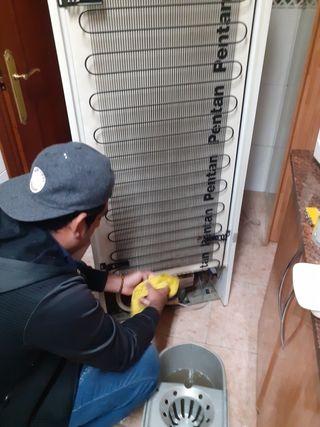 técnico frigorista electricista