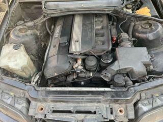 Motor + caja BMW 323 2500cc 170cv