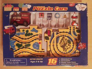 Puzzle Cars (ref. B97)