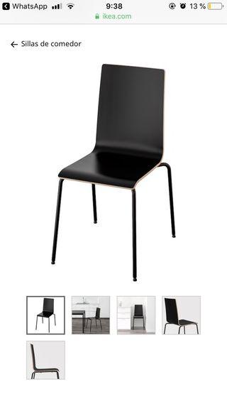 SILLAS IKEA BAJADA DE PRECIO