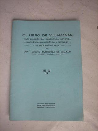 el libro de vilamañán guía eclesiástica geográfica