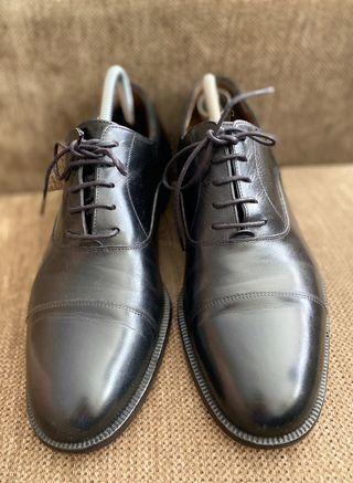Zapatos negros marca Rossetti