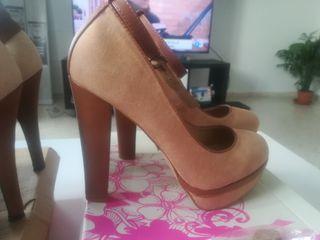 zapato mujer (sin usar)