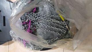 cadenas nuevas, sin estrenar, para invierno