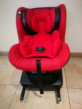 silla coche becool twist
