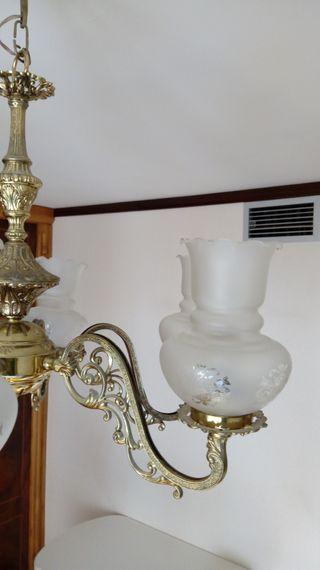 Lámpara Elegante Techo