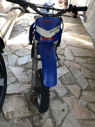 Beta mx-10 moto cross niños