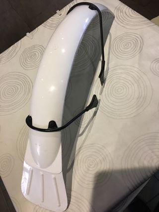 Guardabarros + soportes guardabarros Bultaco