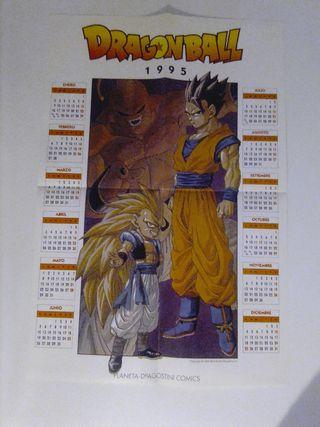Poster Dragon Ball año 1995