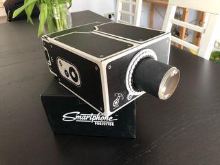 Proyector de cine para móvil