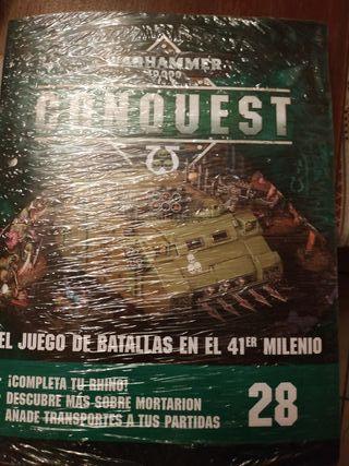 conquest 28