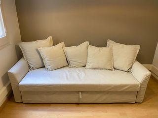 Sofá cama NUEVO 3 plazas