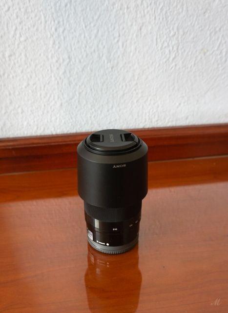 Objetivo Sony 55-210